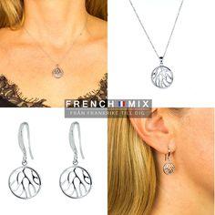 Vi älskar detta vackra smyckeset i silver designat med inspiration från  naturen Se mer på  98d428ce3d546