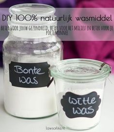 Make your own detergent: Wash without bad chemicals - thuis - . Make your own detergent: Wash without bad chemicals - thuis - bricolage Diy Shampoo, Homemade Cleaning Products, Cleaners Homemade, Green Cleaning, Natural Solutions, Green Life, Sustainable Living, Clean House, Diy Beauty