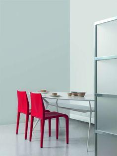 Lalaggera Armrest Leather Chair by Alias Design - Via designresource.co