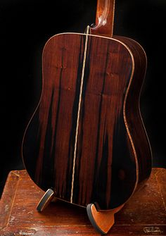 For those who missed issue 6, we featured Jay Lichty from Lichty guitars. How about Brazilian rosewood?    In the meanwhile, issue 7 is in an advanced stage of production.... www.guitarbench.com