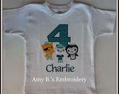 Personalized Octonauts Birthday Shirt