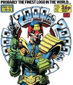 Judge Dredd - Cliff Robinson