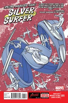 Silver Surfer #11 - Never After (Issue)