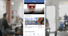 Facebook presenta la nuova sezione video per far vera concorrenza a YouTube