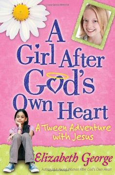 Bestseller Books Online A Girl After God's Own Heart: A Tween Adventure with Jesus Elizabeth George $9.99 - http://www.ebooknetworking.net/books_detail-0736917683.html
