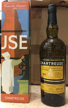 Chartreuse reine des liqueurs 2014