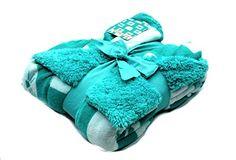 Luxurious Soft Micro Mink Sherpa Blanket Throw Paw Kitty Fish Print Plush Throw Blanket (Turquoise) Sherpa http://www.amazon.com/dp/B00MBOOKXG/ref=cm_sw_r_pi_dp_y2O9tb1K7MDX5