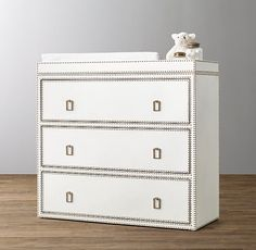 Paloma Dresser & Topper Set