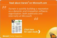 Microsoft's case study for Darwin Recruitment Software, Darwin, Case Study, Microsoft, Innovation, Education, Reading, Organization, Reading Books