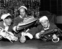 24x36 Poster Print The Three Stooges Dewey Cheatem and Howe ...
