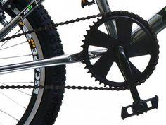 Bicicleta Infantil Colli Bike Cross Free Ride - Aro 20 Freio V-Brake com as melhores condições você encontra no Magazine Tonyroma. Confira!
