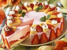 Kuchen und süßes Gebäck