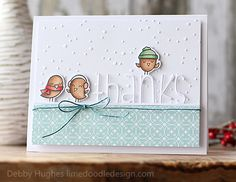 limedoodleSSSCthanks | Simon Says Stamp wednesday challenge:… | Flickr