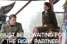 Peggy Carter + Steve Rogers - Such a great love story!