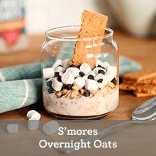 Cooking & Recipes - Overnight Oats | QuakerOats.com