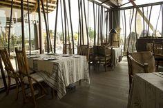 Lopesan Baobab Akara restaurant Restaurant, Curtains, Home Decor, Blinds, Decoration Home, Room Decor, Diner Restaurant, Restaurants, Draping