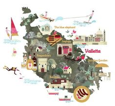 #Malta #Island.. Our family is Maltese,,, wow what a heritage!