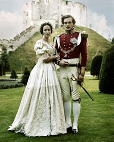(2009) 'The Young Victoria' starring Emily Blunt in the title role and Rupert Friend as Prince Albert.