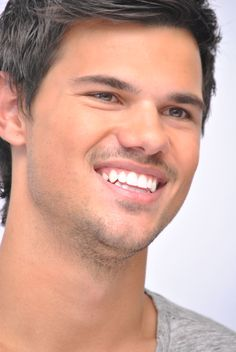 Beautiful Men Faces, Gorgeous Men, Taylor Jacobs, Eye Candy Men, Tyler Perry, Great Smiles, Taylor Lautner, Jacob Black, Film Industry