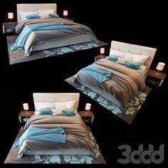 Кровать Мишель,Blest.