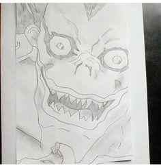 Death Note Instagram.
