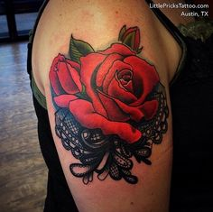Tattoo by Chris at Little Pricks Tattoo Studio. Best Tattoo shop in Austin Texas. | Flickr - Photo Sharing!