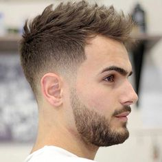 Coupe de cheveux homme de 35 ans