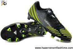 buy popular beb42 afaec Buy 2013 New (V20976) Adidas Predator LZ TRX FG Black-Neo Iron Met