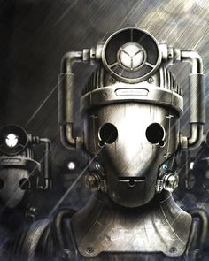 Cybermen We think of the humans. We think of their difference and their pain. They suffer in the skin. scariest and most human villains of Doctor Who. then again I have basically watched them and the Daleks.
