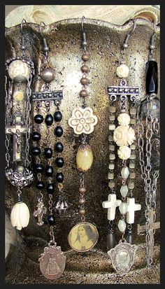French Chandelier Mix and Match Relgious Single by thesacredmaiden, $35.00