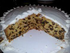 Christmas cake sin gluten Receta en www.celicatessencoruna.com