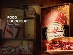 "Board ""Food, Foooooood!"" (and cover photo), of the advertising photographer Marcelo Ribeiro."