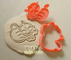 Ultraman Cookie Cutter with Stamp, Super Hero, by PimCookieCutter on Etsy