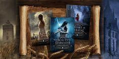 NEWS | Saga Crônicas de Amor e Ódio chega ao fim esse mês, pela editora Darkside Books