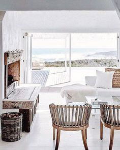 indoor outdoor beach home decor. / sfgirlbybay