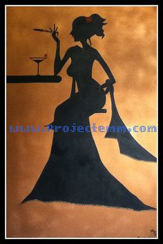 Nayika #original #art #silhouette #woman #indian  http://www.thehindu.com/todays-paper/tp-features/tp-metroplus/article2419358.ece