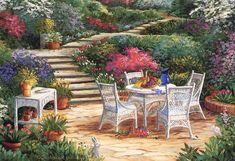 Barbara Rosbe Felisky è nota per i suoi dipinti impressionisti di giardini e paesaggi. I suoi frequenti viaggi forniscono ispirazione e...