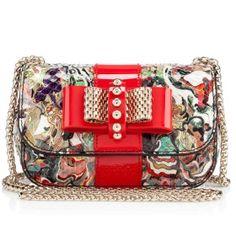 Bag Crush – Christian Louboutin's Sweet Charity Louis Vuitton Clothing, Louboutin Online, Sweet Charity, New Handbags, Beautiful Handbags, Online Shopping For Women, Little Bag, Christian Louboutin Shoes, My Bags