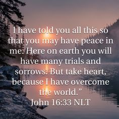So grateful that Jesus rules and reigns and in the midst of trials He is my help and comfort! Prayer Quotes, Bible Verses Quotes, Bible Scriptures, Religious Quotes, Spiritual Quotes, Overcome The World, All That Matters, Gods Grace, Gods Promises