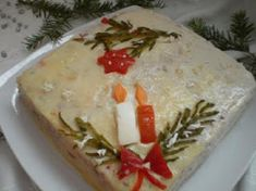 You searched for piept de gasca - Bucataresele Vesele Fun Baking Recipes, Snack Recipes, Cooking Recipes, Christmas Appetizers, Christmas Desserts, Romanian Food, Veggie Tray, Xmas Food, Food Decoration