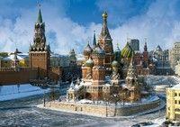 Saint Basil's Cathedral, Moscow - JigsawJungle.com