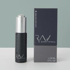 CLEAR-SKIN TREATMENT | RAW IS EVERYTHING.