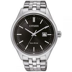 Citizen BM7251-88E Eco Drive Herrenuhr - Armbanduhren Center