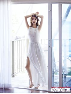Miss A Suzy - Cosmopolitan Magazine July Issue '14