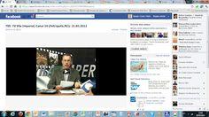 """TVI - TV Vila Imperial, Canal 19 (Local, Petrópolis/RJ): 21.03.2012, às 13:20h: Entrevista sobre o tema: """"Facebook, Mídias Sociais e Modernidade Líquida"""", com Sérgio Costa Taldo"""
