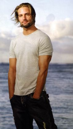 LOVE (times a million) him as Sawyer from Lost :)