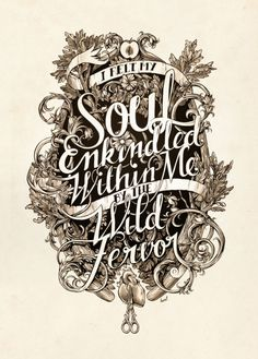 Illustration, Typography & Lettering & ///wow quote