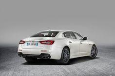 Maserati verfijnt de Quattroporte nog verder met kleine facelift