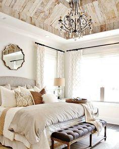 Modern king ♔ bedroom