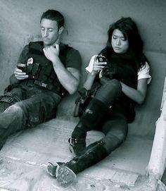 Alex and Grace (Steve and Kono)